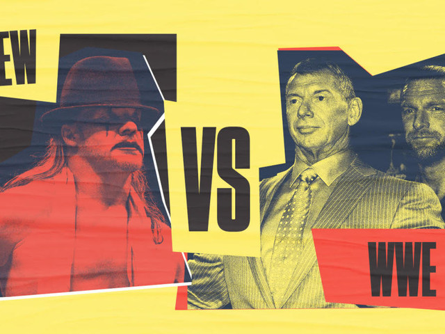 AEW vs. WWE: Who's Winning the 2019 Wrestling War