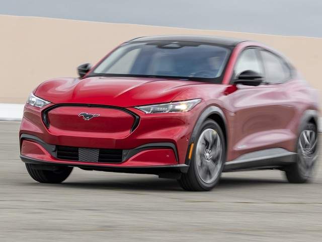 2021 Ford Mustang Mach-E RWD First Test: A Very Cool Electric Pony