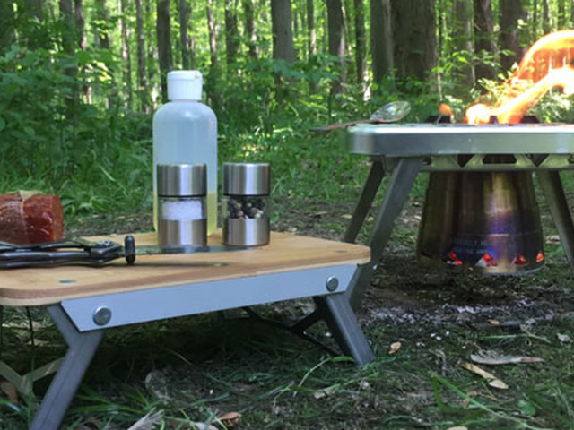 Camping gear and cool gadgets on sale now