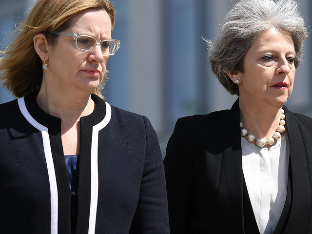 Amber Rudd 'Irritated' At US Officials For Leaking Details Of Manchester Bombing