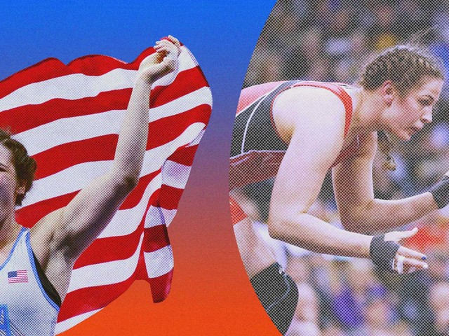 'We're Not At Equal Opportunities Yet': Olympian Adeline Gray On The Gender Gap In Wrestling