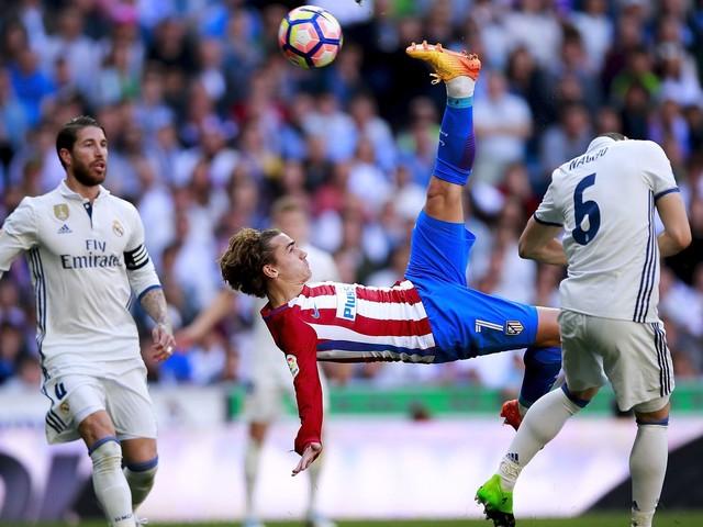 Real Madrid vs. Atlético Madrid: Final score 1-1, Antoine Griezmann scores late equalizer