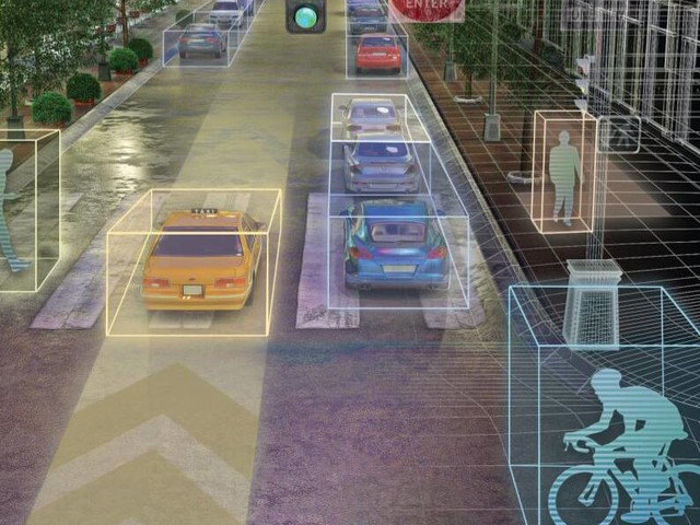 Lidar tech on the rise at CES to power future smart cities, autonomous cars