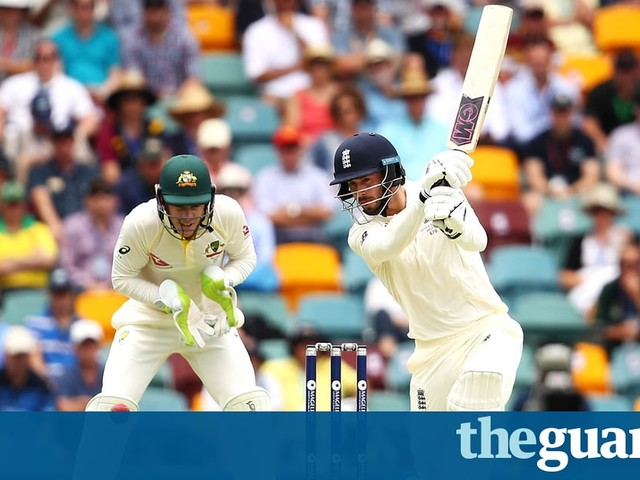 James Vince avoids pitfalls of Ashes past to give selectors satisfaction | Ali Martin