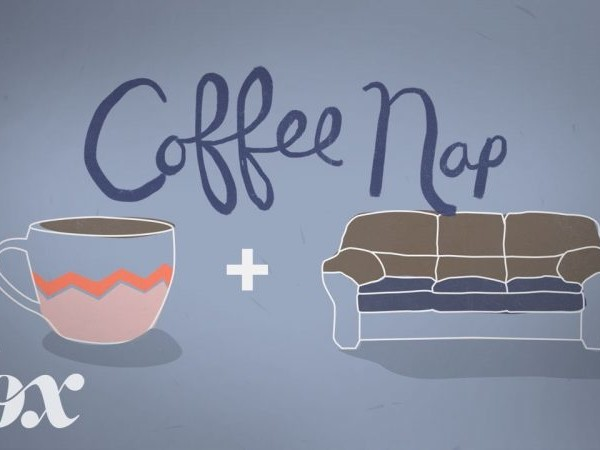 Why Coffee Naps Will Perk You Up More Than Either Coffee, or Naps, Alone