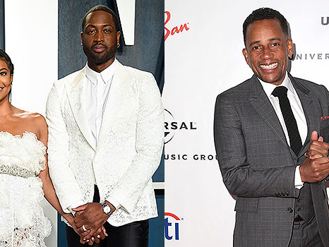 'The Good Doctor's Hill Harper Apologizes After Misgendering Dwyane Wade & Gabrielle Union's Daughter