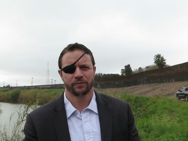 Rep. Dan Crenshaw goes on Border Patrol ride-along, reveals truth about what's going on at the border