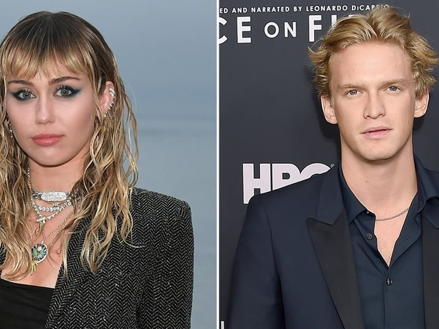"""Miley Cyrus Addresses PDA-Filled Outing With Cody Simpson: """"Get Used to Me Dating"""""""