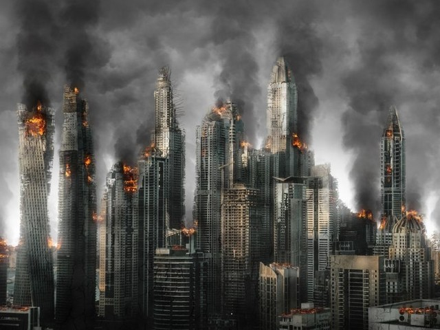 "An Author and Activist States That We Are ""Sleepwalking Toward Apocalypse"""