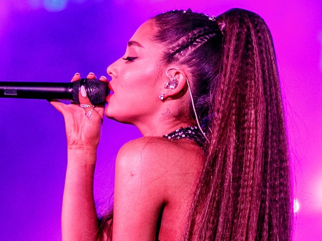 Ariana Grande Changed Up Her Hair — & Fans Are Freaking Out