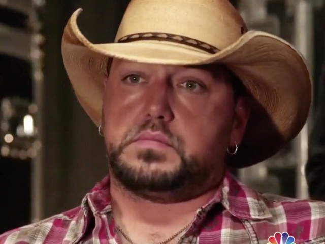 Jason Aldean Recalls Witnessing The Las Vegas Shooting From Stage