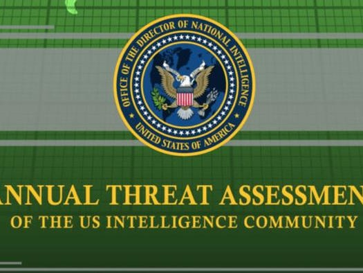 China Officially 'Enemy Number 1' In Annual US Threat Assessment Report