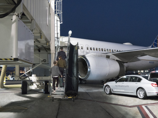 From Curb to Gate: The Private LAX Beckons VIP Passengers