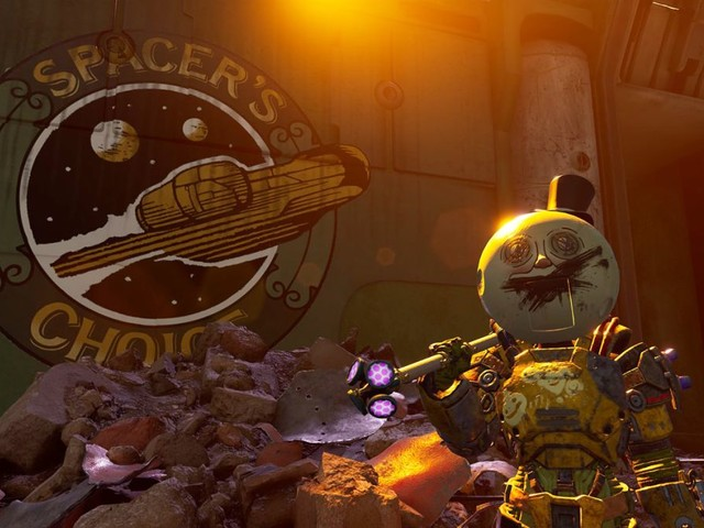 The Outer Worlds' First DLC Is Too Cynical For Its Own Good