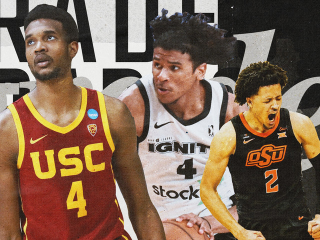 Instant grades for every 2021 NBA Draft first round pick