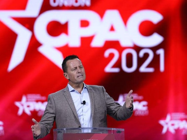 Richard Grenell strongly hints at possible run for governor of California