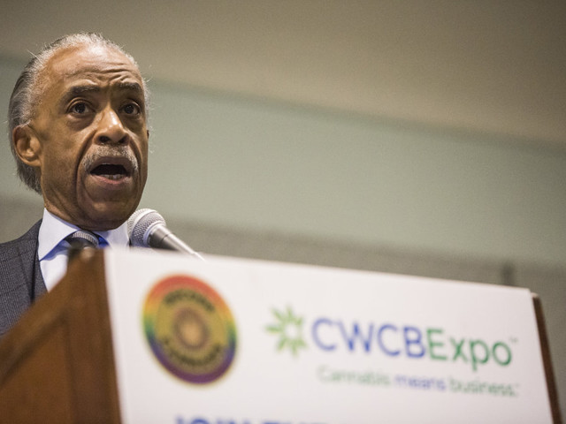 Time for action against 'immoral' detention of children at border, Sharpton says