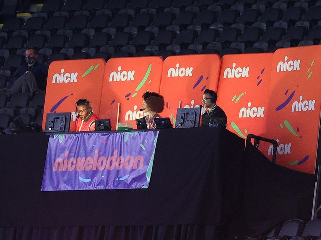 Nickelodeon broadcasts would improve every major sport
