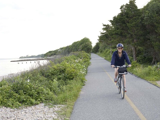 Fall Rides on the Cape Cod Bike Trail