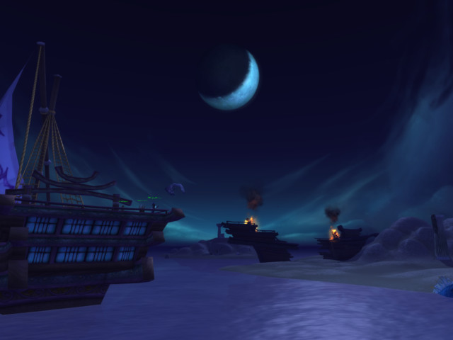 Play with the Blues - Darkshore Warfront October 12th