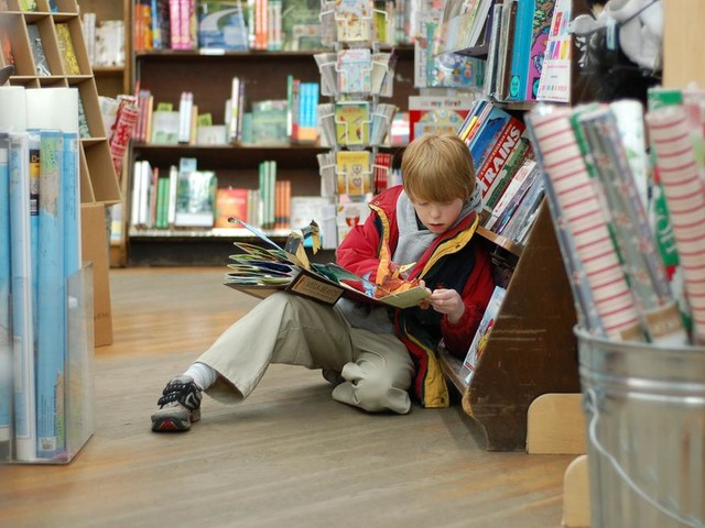 Indie Bookstores, Once On The Verge Of Disappearing, Are Making A Comeback