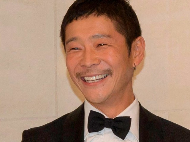 A Japanese billionaire is looking for a 'life partner' to fly with him to the moon