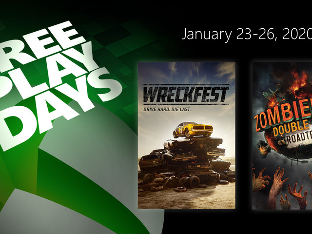 Free Play Days – Wreckfest And Zombieland: Double Tap- Road Trip