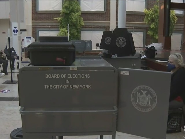 Voters In Queens Special Election Will Be First To Use City's New Ranked Choice Voting System