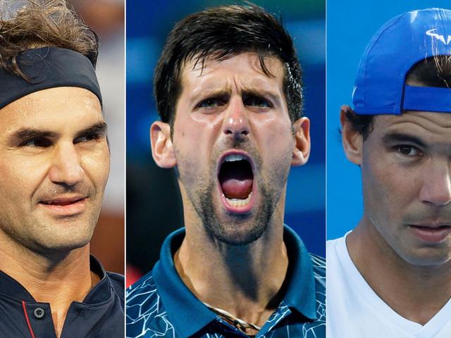 """Rafael Nadal and Novak Djokovic Will Win More Grand Slams"" – Roger Federer"