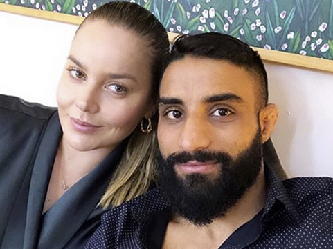Abbie Cornish Is Engaged to MMA Fighter Adel Altamimi!