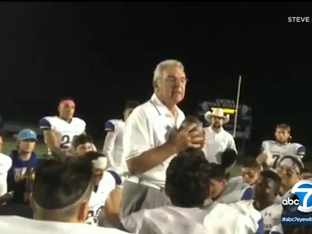 Lou Farrar, beloved Charter Oak High football coach, dies at 73