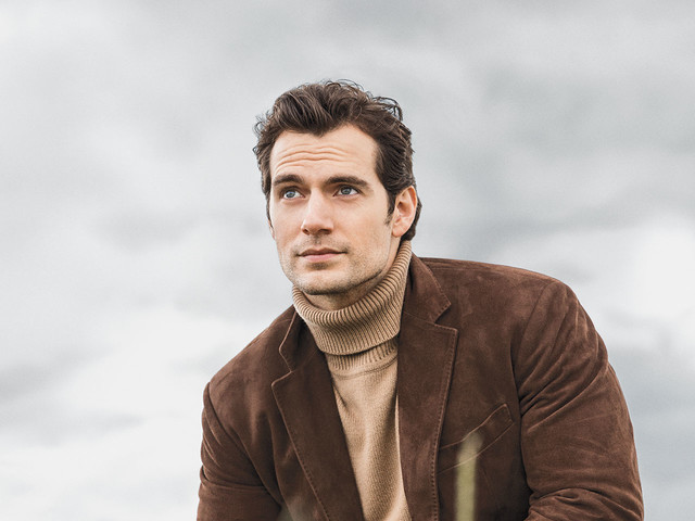 Henry Cavill talks 'Justice League,' dating, and how he's achieved zen-like comfort in his hardcore training