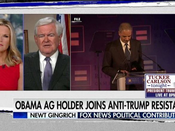 Eric Holder for President 2020 Gingrich Asks What Democrats Are For