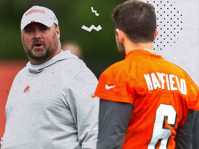 Is Freddie Kitchens facing unrealistic expectations with the Browns?