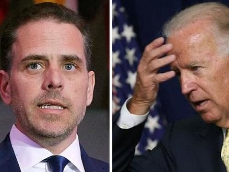Hunter Biden 'Relevant Witness' Says Dem Senator As Joe Begs For Backup