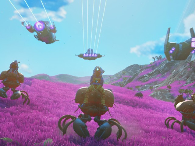 'No Man's Sky' Beyond is out: Here are 10 of the biggest changes and updates