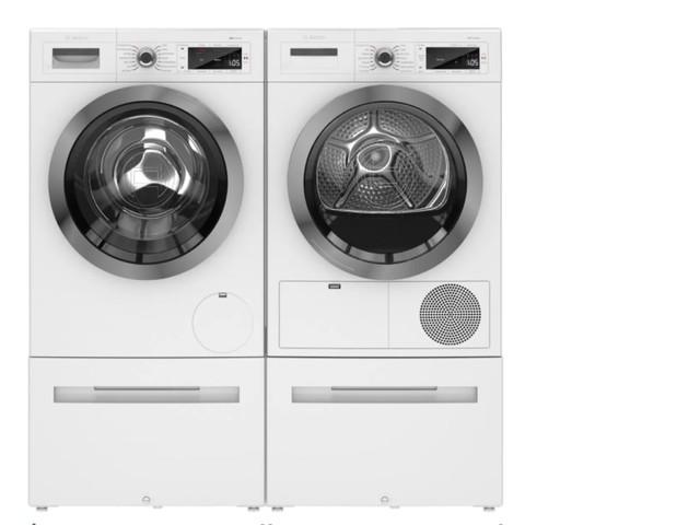 Bosch 800 Series WTG865H4UC Compact Condensation Dryer