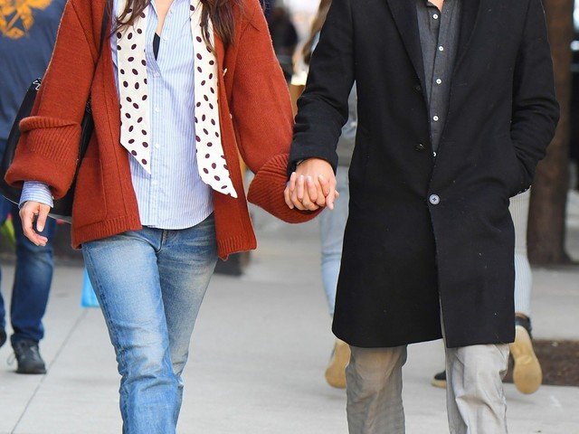 Emilio Vitolo really dumped his fiancee the day he was first seen with Katie Holmes