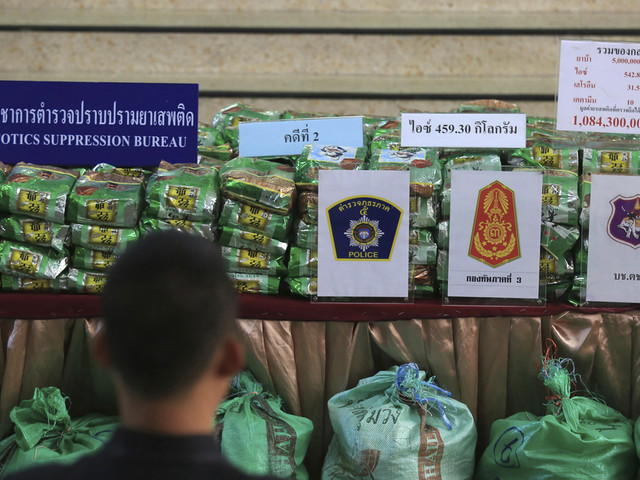 UN finds organized crime expanding in Southeast Asia