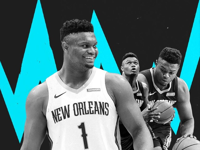 The Pelicans are using Zion Williamson like a running back and it's working