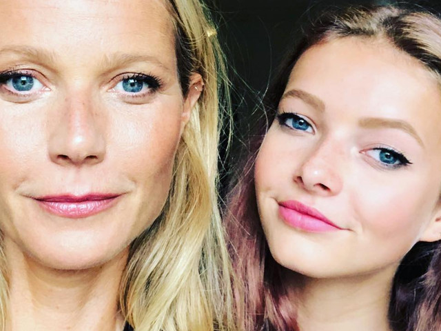 Gwyneth Paltrow says she saved 'every red carpet look' for daughter Apple