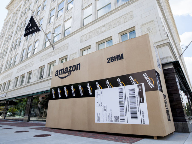 Cities Dream Of Landing Amazon's New HQ And They're Going To Great Lengths To Show It