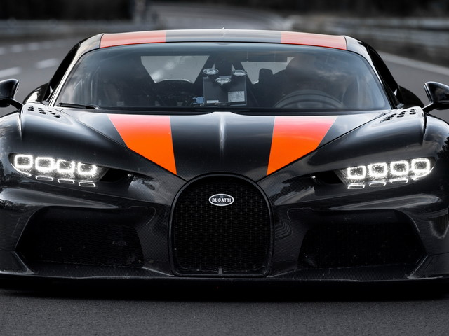 Bugatti To Keep W16 Engine Alive For The Next Decade