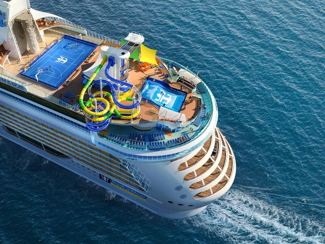 Why you can't trust online reviews of cruise ships