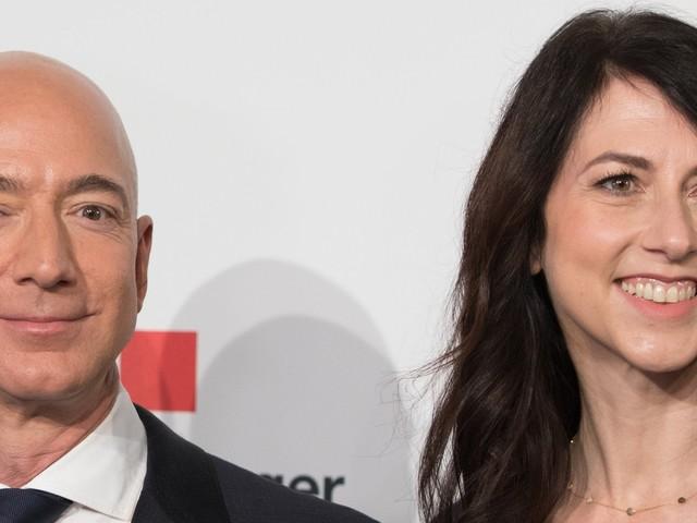 Jeff Bezos' divorce could soon make MacKenzie Bezos one of Amazon's biggest shareholders (AMZN)
