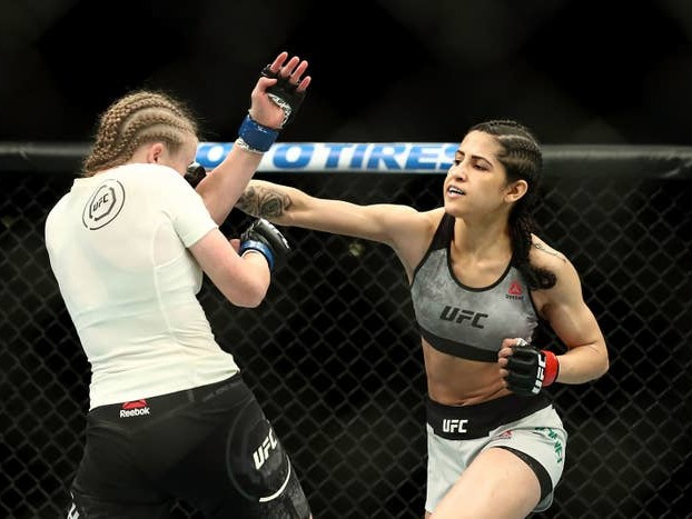 A Would Be Robber Targeted A Female MMA Fighter And Paid Dearly For His Mistake
