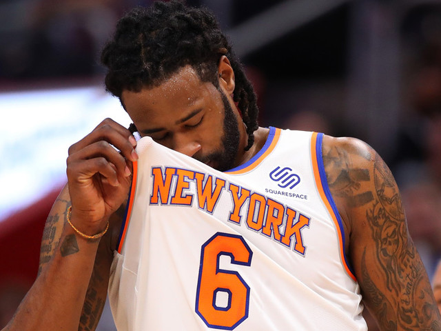Knicks Show Flashes, But Come Up Short In Loss To Timberwolves