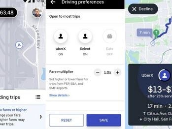 Uber Is Testing A Feature That Allows Drivers To Set Their Own Fares