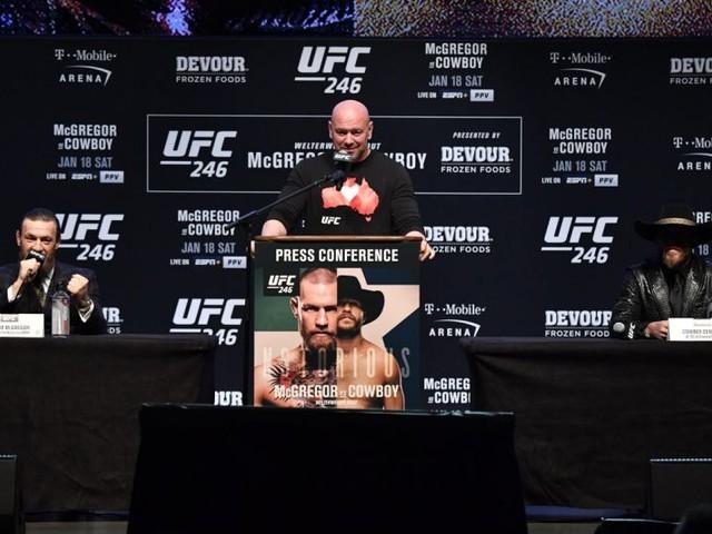 UFC 246: Conor McGregor vs Donald Cerrone Fight Card Predictions