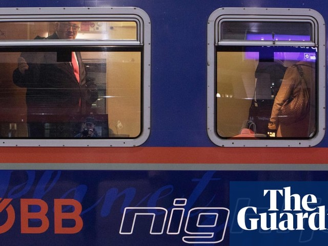 Brussels-Vienna night train returns as Europe eyes flying alternatives